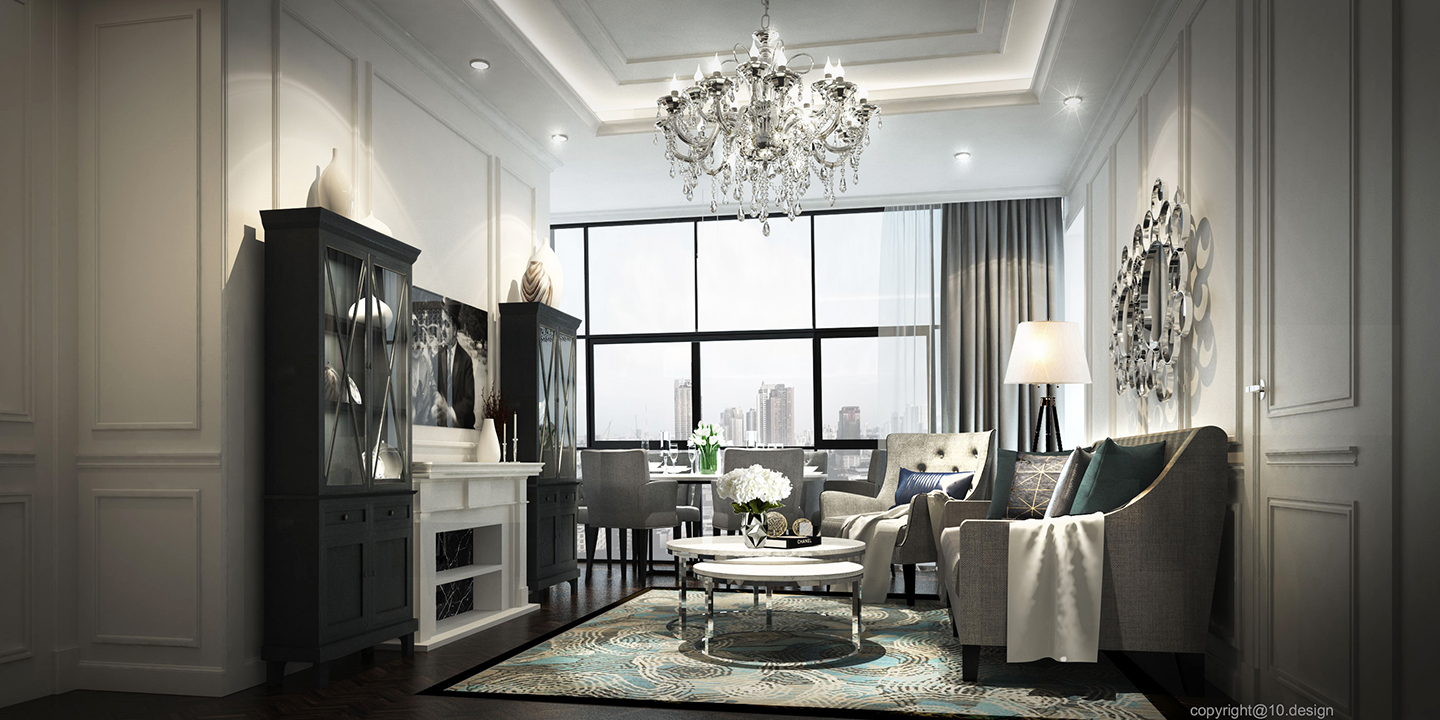 the circle residence 10 design residential suite 02