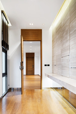 lerd residence interior design residential project house leisure design modern architecture 16
