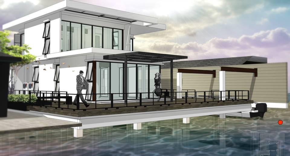 TBT-DAF interior design house boat 31