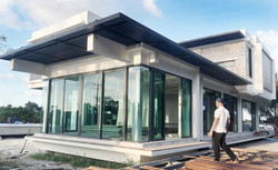 10design uthai residence house design modern architecture pattani thailand swimming pool 19