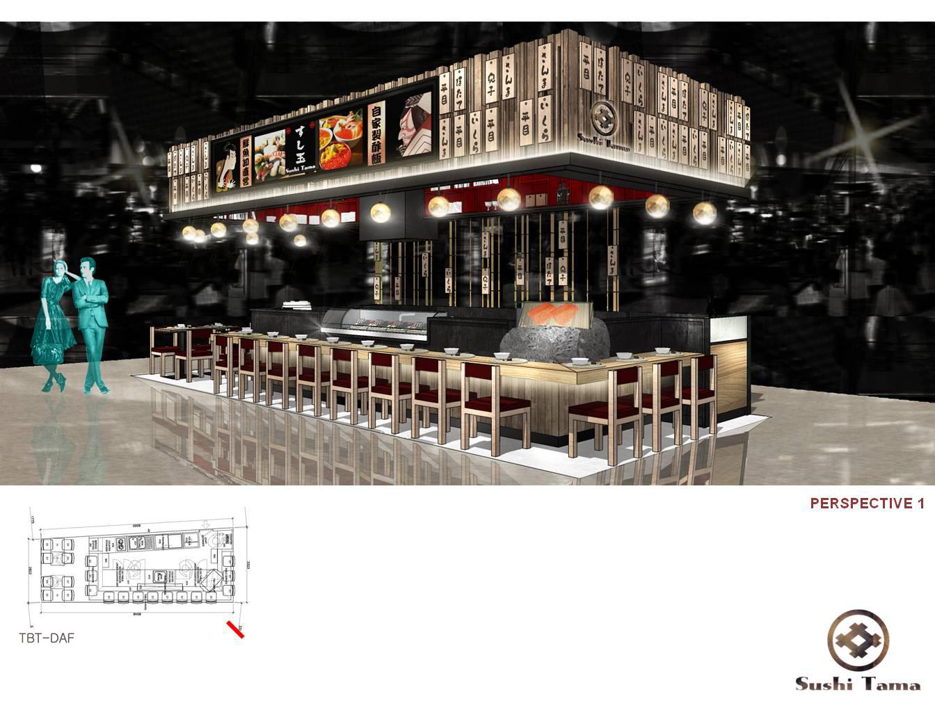 TBT-DAF interior design sushi tama 11