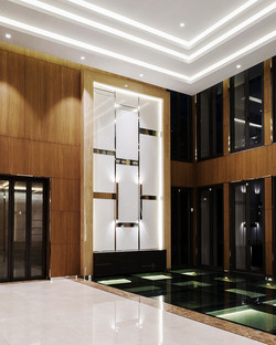 lerd residence interior design residential project house leisure design modern architecture 32