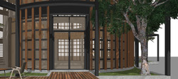 10DESIGN PTT GAS STATION LANDSCAPE ARCHITECTURE FACADE CURVE DESIGN PROJECT 06