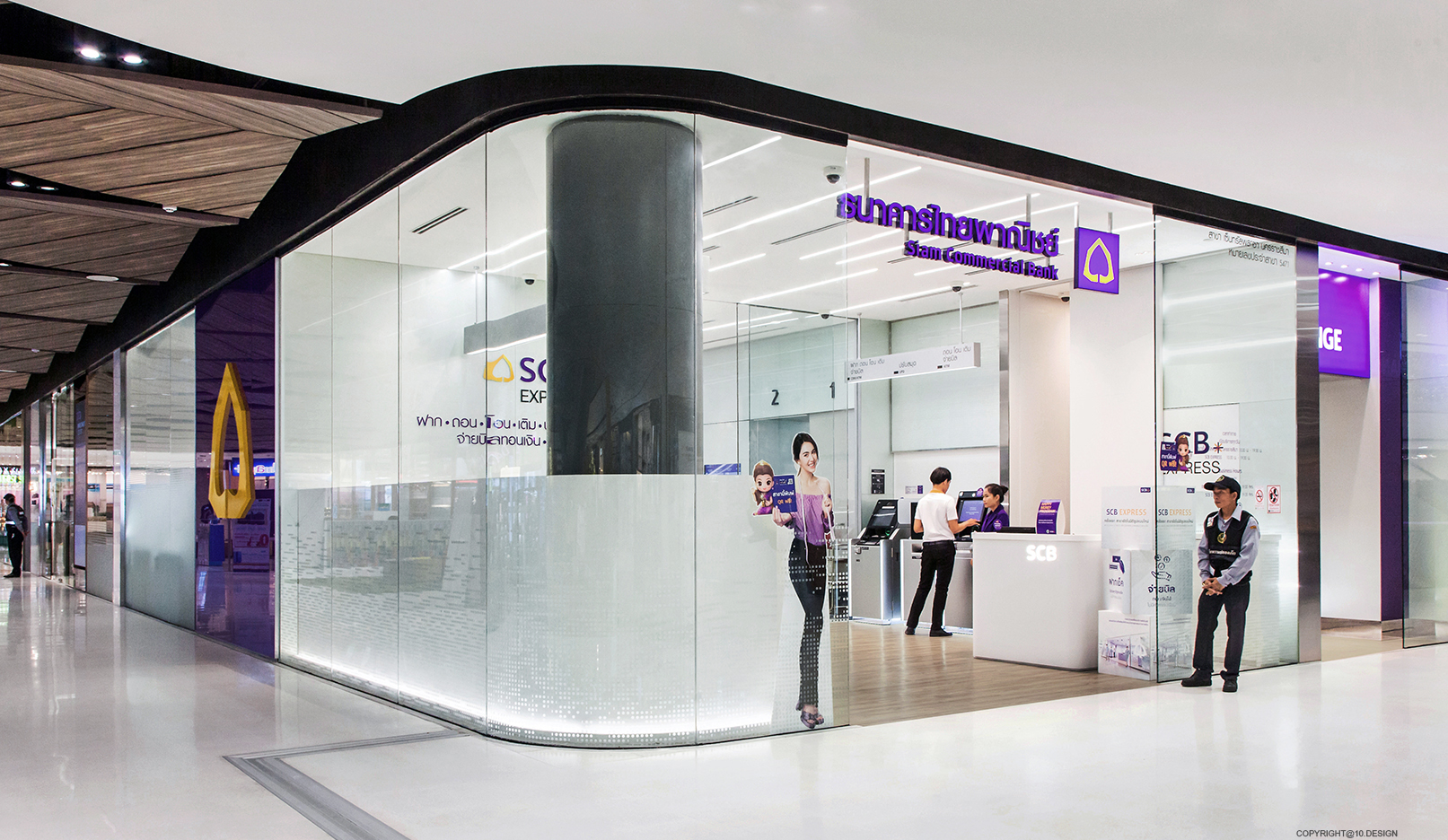 10DESIGN SCB BANKING RETAIL BRANCH INTERIOR DESIGN THAILAND 05