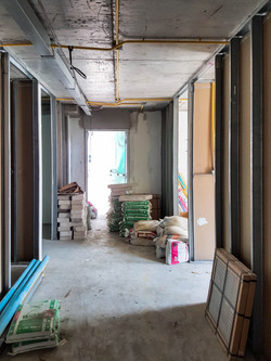 10Design apex medical center interior design construction 04