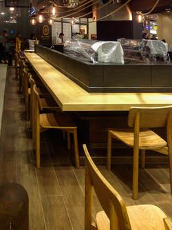10Design hokkai don sushi bar interior design construction 06