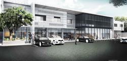 Chanwanich building renavation 10design architecture skin facade concrete scheme 01
