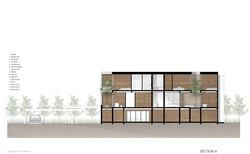Ryn house architecture 10design modern house residence residential white plant 06