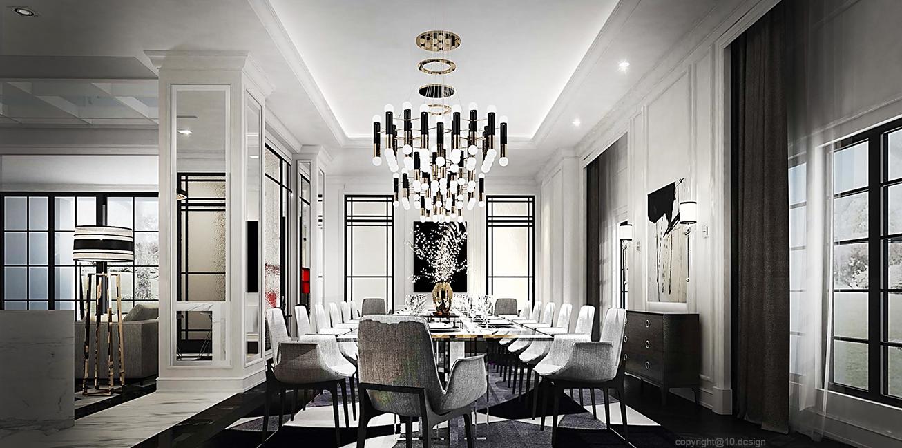 10 design interior design luxury house t&s residence 09