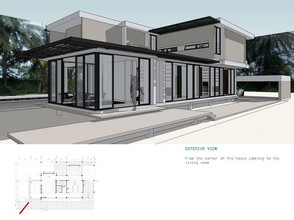 10design uthai residence house design modern architecture pattani thailand swimming pool 11