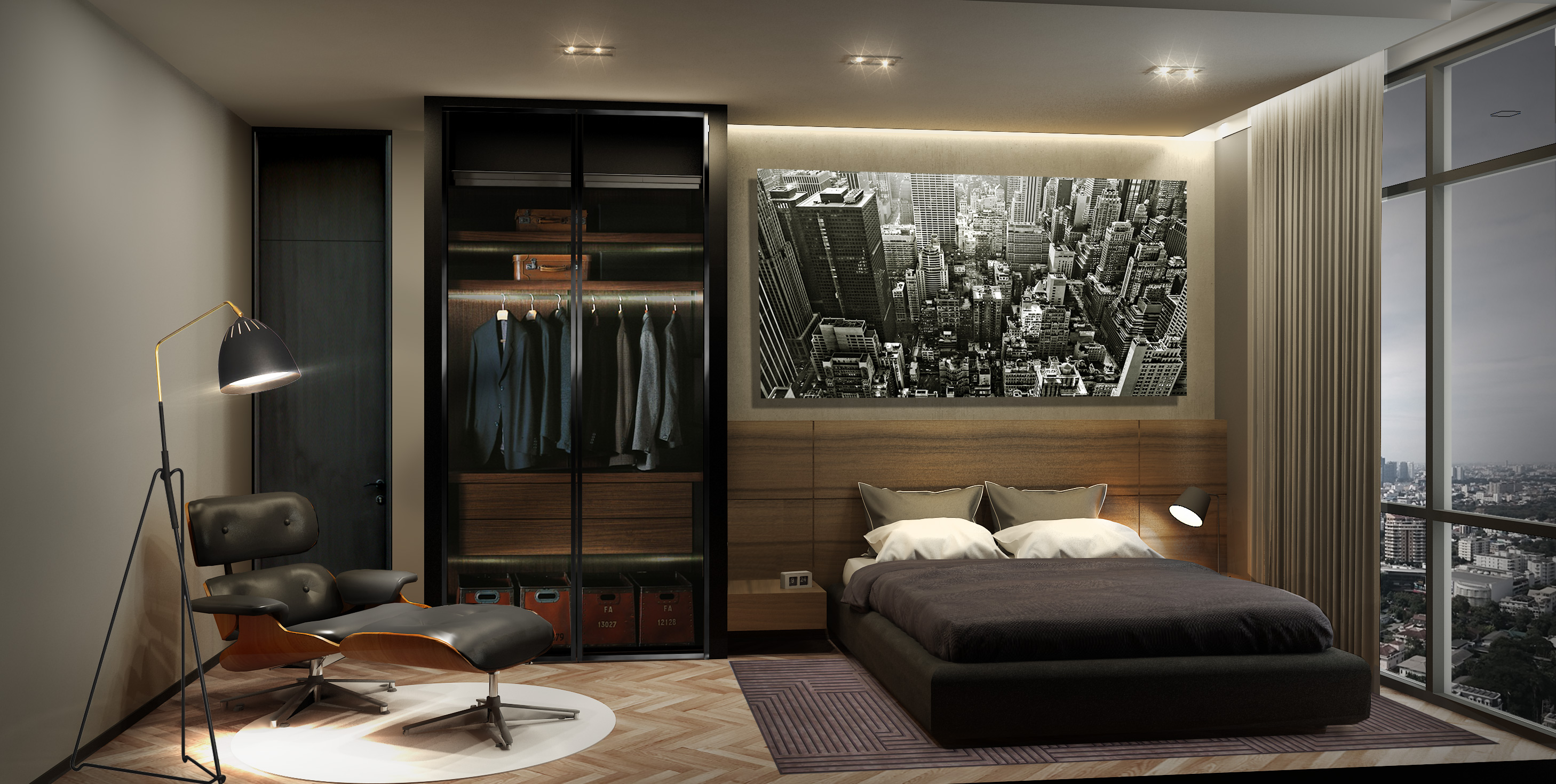 TBT-DAF interior design residence tony residence 6