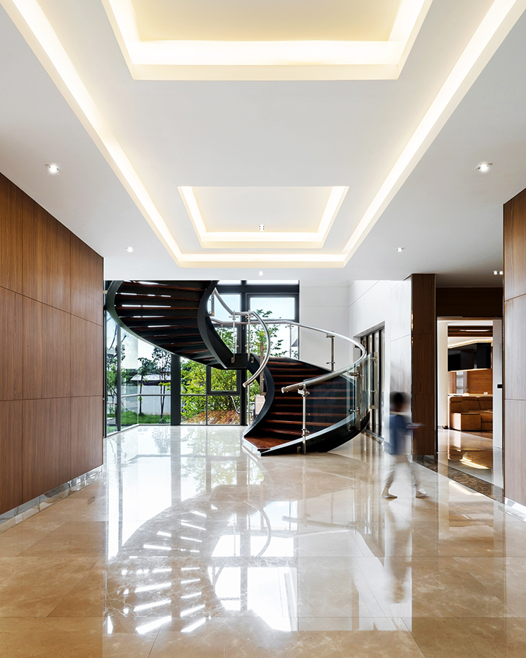 lerd residence interior design residential project house leisure design modern architecture 28