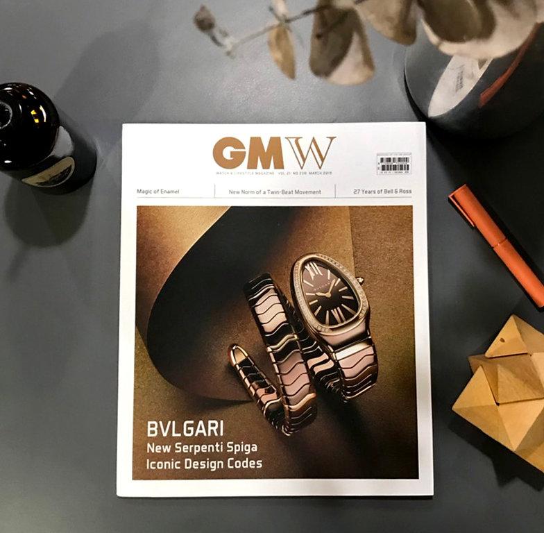 varakan ten tipprapa 10design  GM watch
