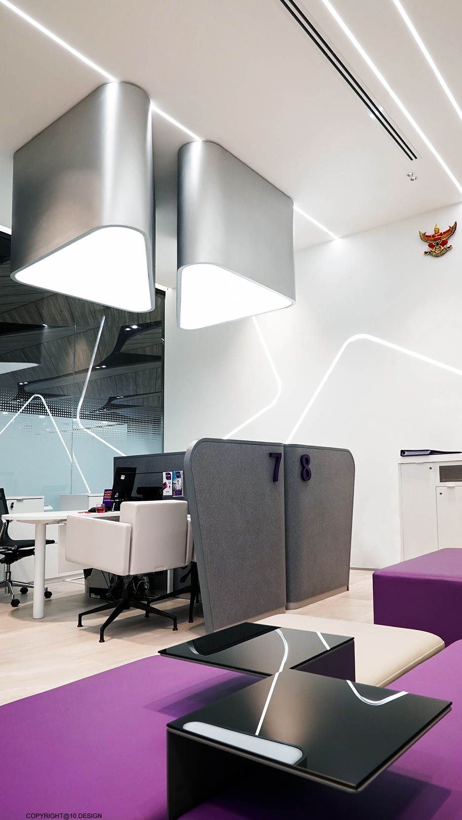 10DESIGN SCB BANKING RETAIL BRANCH INTERIOR DESIGN THAILAND 07