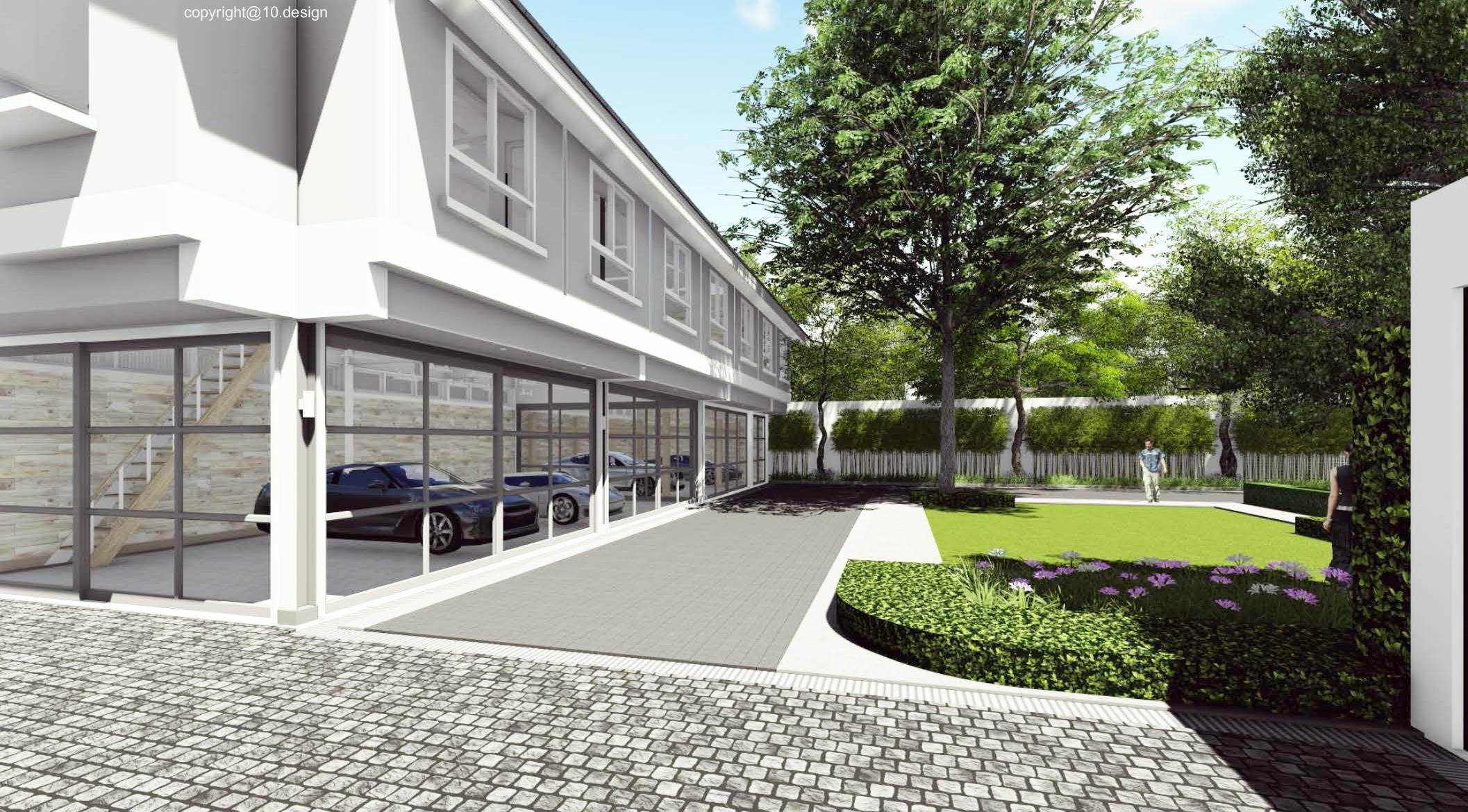 issara residence 10 design landscape architect 07