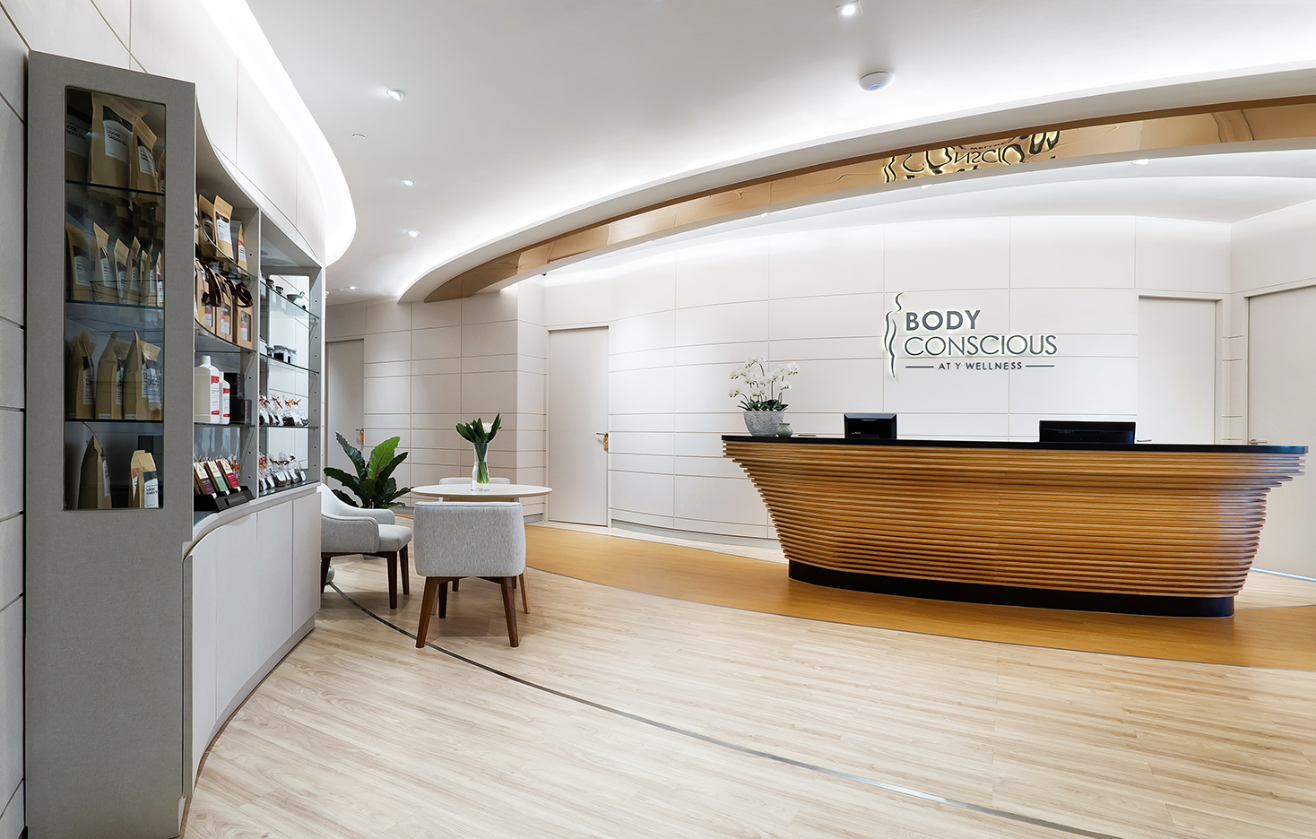 10design body conscious bangkok spa wellness interior design hospitality project modern architecture