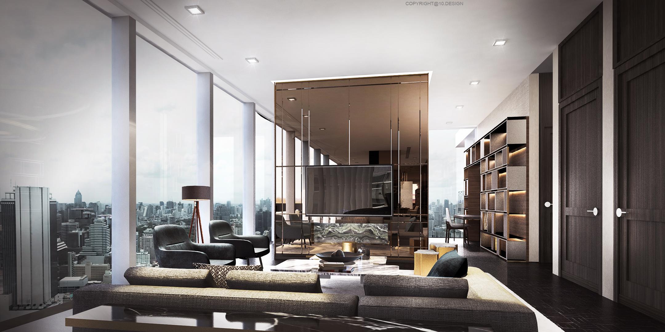 10.design mahanakorn residence interior design 05