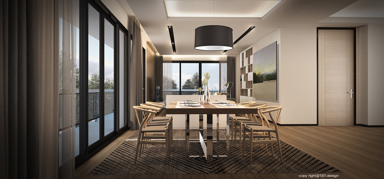 TBT design space interior residence LP90 03