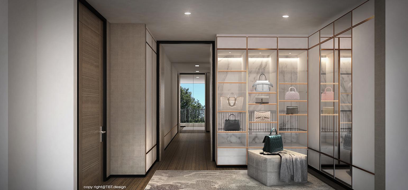TBT design space interior residence LP90 08