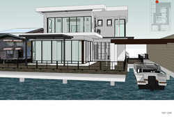 TBT-DAF interior design house boat 20
