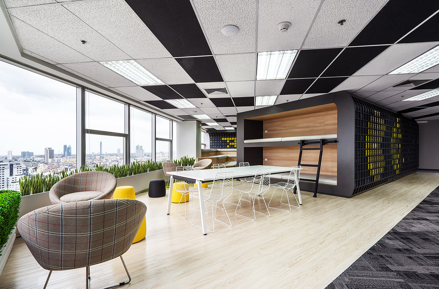 10design ookbee city office interior des