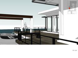 TBT-DAF interior design house boat 24