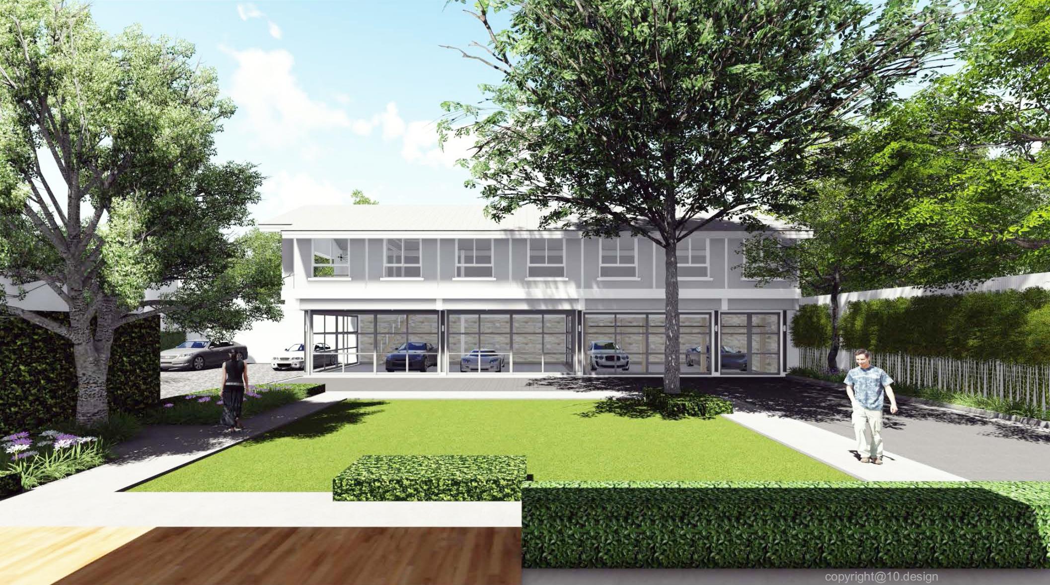 issara residence 10 design landscape architect 08