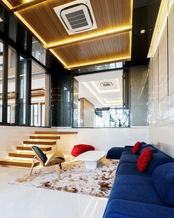 lerd residence interior design residential project house leisure design modern architecture 25
