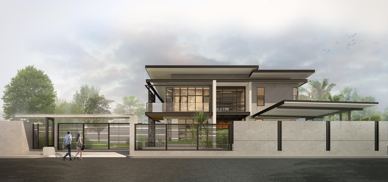 TBT-DAF architecture V house 13