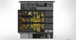 10DESIGN ookbee head office interior design start up THAILAND 07