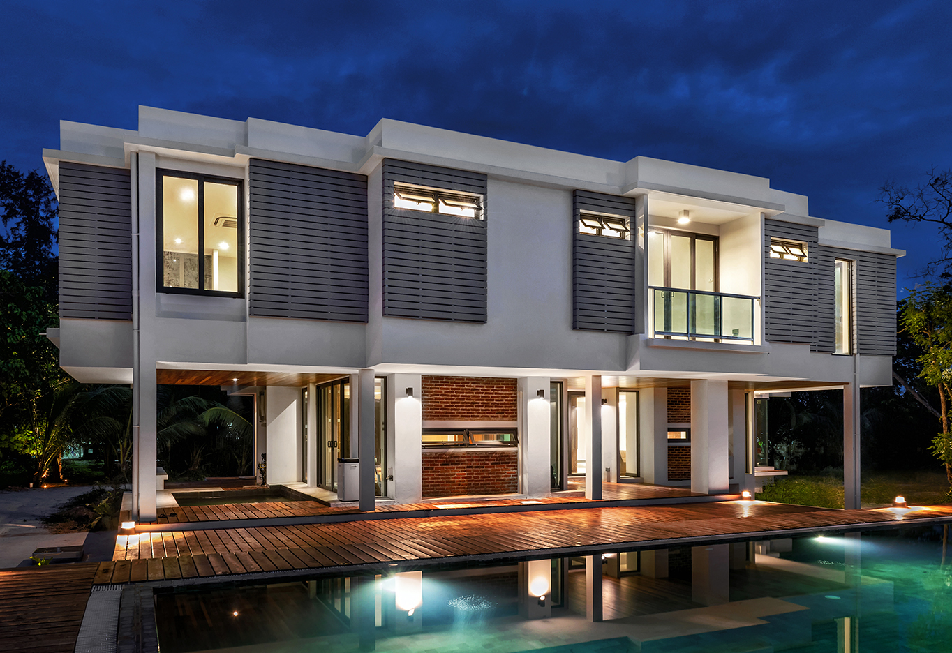 10design uthai residence house design modern architecture pattani thailand swimming pool 08