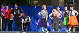 Grease medley--Summer Lovin'