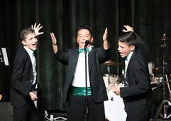 Motown medley--Four Tops