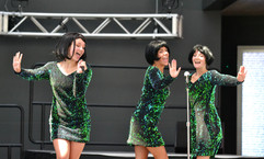 Motown Medley--The Supremes / Stop in the Name of Love
