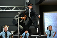 Blues Brothers--Everybody Needs Somebody
