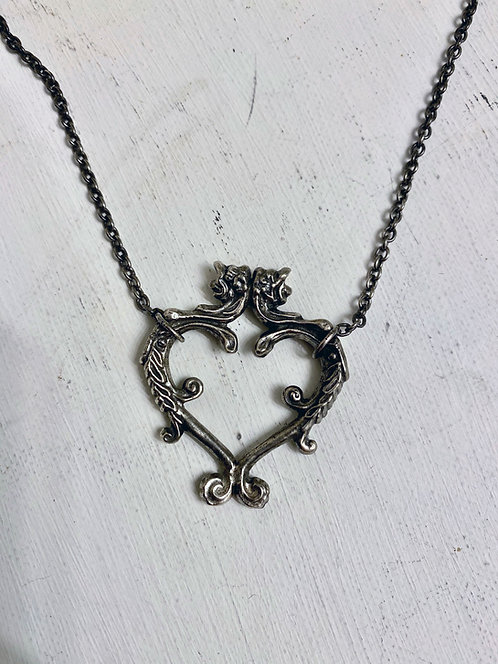 Screaming Beast necklace