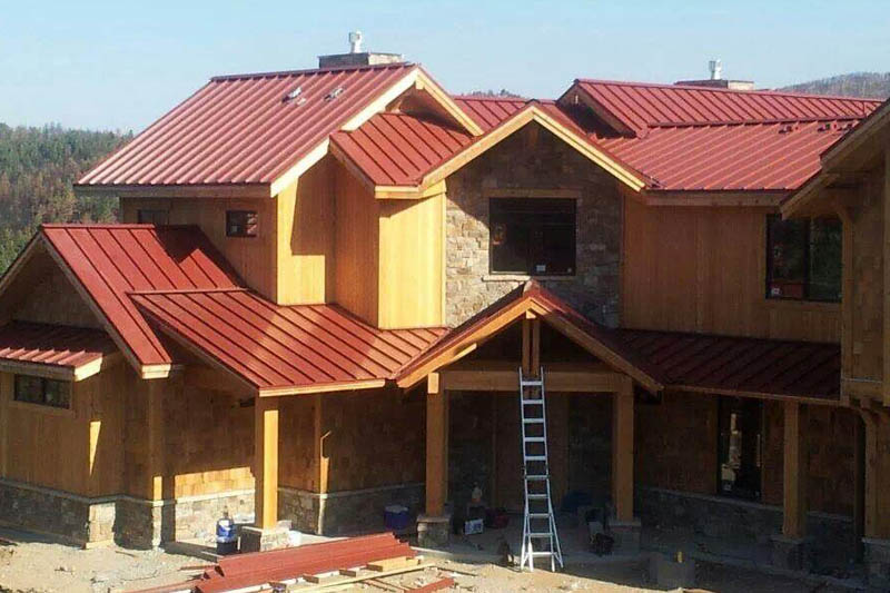 Architectural Inc Roofing Recidentia