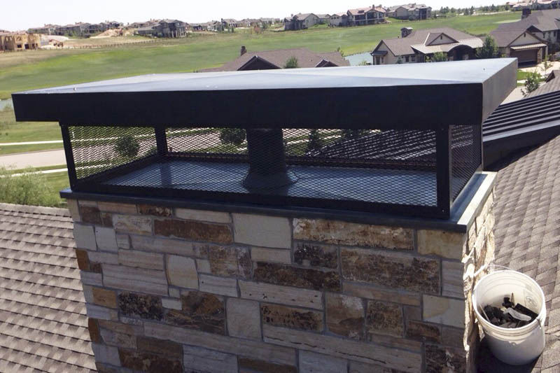 Architectural Inc. Chimney Cap
