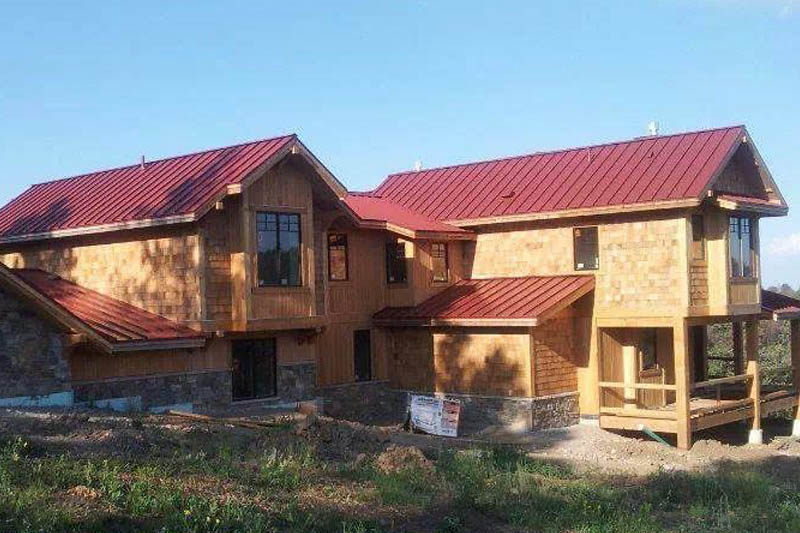 Architectural Inc Roofing Residentia