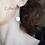 Thumbnail: Boucles d'oreilles goutte de dentelle