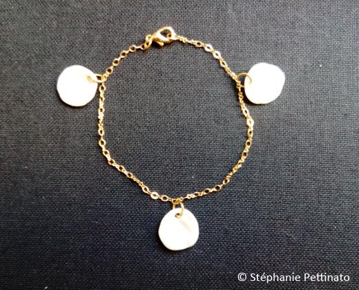 Bracelet Fleur de dentelle