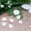 Thumbnail: Collier 3 Fleurs de Lune PO