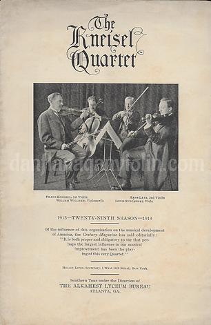 Kneisel Quartet.png