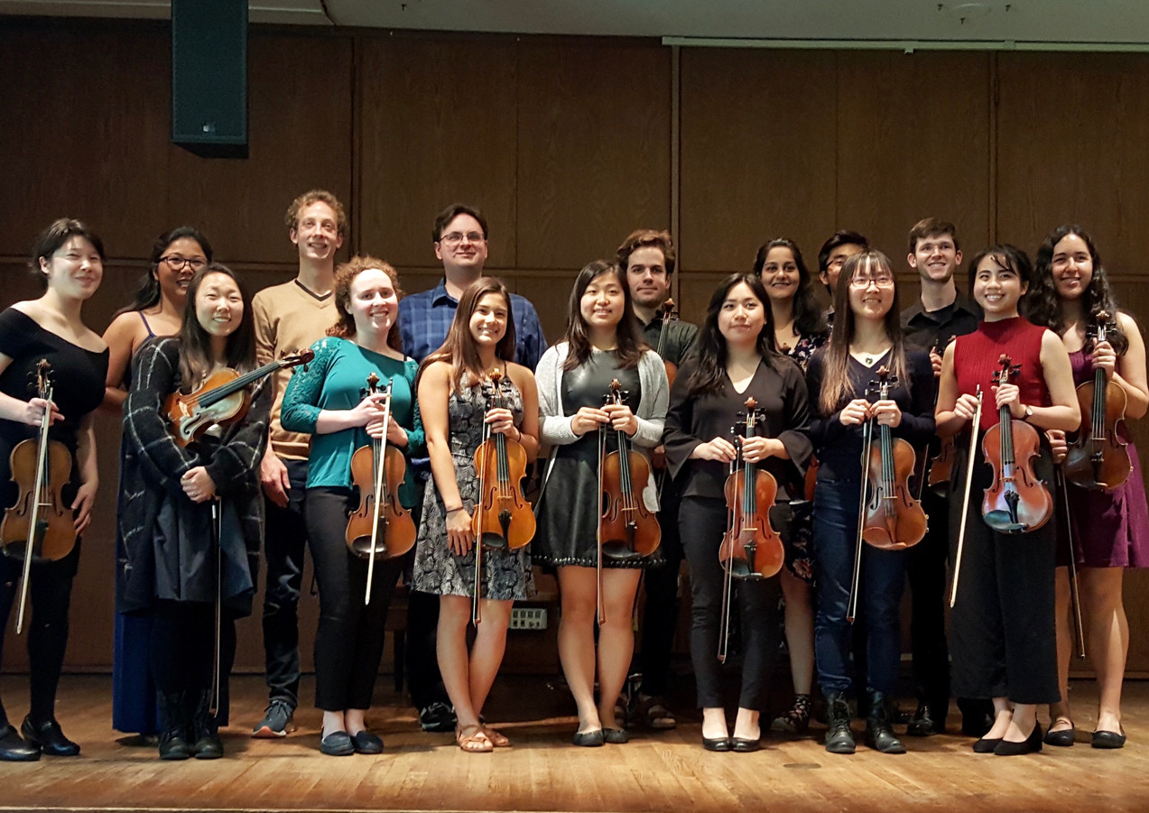 UC Berkeley Studio Recital 2018