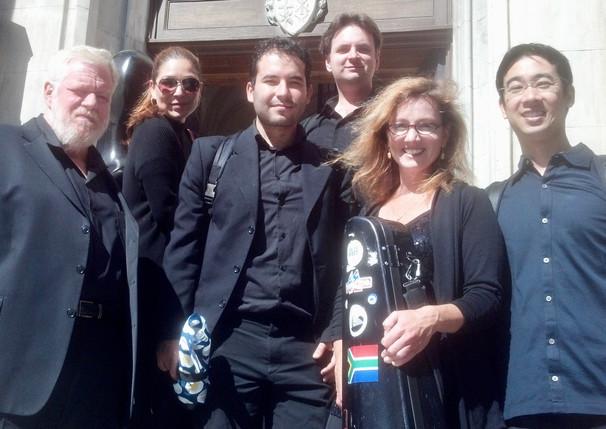 Farallon Quintet with guests Miles Graber and Jose Gonzalez Granero