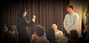 Best Magician in San Francisco Jay Alexander