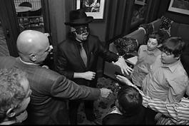 Bar-Mitzvah, Magician, Mentalist