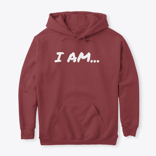 """I AM"" Hoodie"