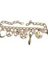 Rose Quartz Coexist Bracelet