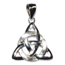 Sterling Triquetra (pendant only)